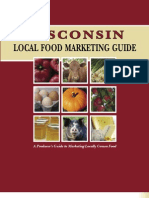 Wisconsin Local Food Marketing Guide