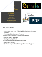 grades in quality school