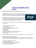 Understanding-Class-D-amplifier-power-supply-requirements