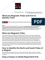 What Are Magnetic Poles and How to Identify Them _ Apex Magnets Blog