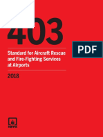 NFPA_403_2018_Standard_for_Aircraft