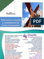 Taller para la creación de Caritas Parroquiales [Reparado].pptx