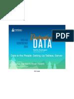 Tableau Server Admin - PDF Guide.pdf