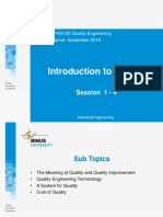 1 - 4 Introduction to Quality.pptx