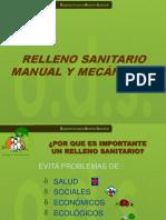 04 Relleno sanitario manual y mecánico