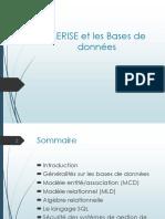 MERISE et les Bases de données / Databases