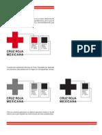 Manual de Identidad Corporativa Cruz Roja