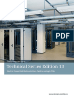 SIEMENS 13 Electric Power Distribution in Data Centers Using L-PDUs