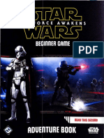 The Force Awakens - (SWR09) Beginner Game - 02 - Adventure Book - Discovery on Jakku