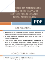IMPORTANCE OF AGRIBUSINESS IN INDIAN ECONOMY.pptx