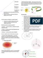 Quantum Mechanical Model of the Atom (Hard copy of report)