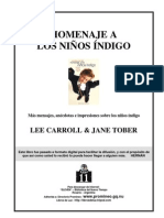 Homenaje a los Indigo - Lee Carroll y Jan Tober