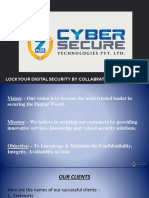Cyber Security | Digital Marketing | Website Development Company In Pune, India
