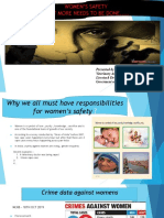 burning topic - women's safety.pptx