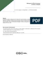 De Caprariis - Druso, Giove Feretrio e le coppe 'imperiali' di Boscoreale (2002)
