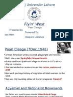 Flyin' West Pearl Cleage