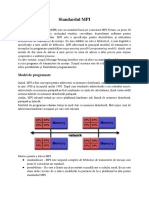 Documentație MPI