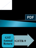 PPT-on-GST Annual-Return
