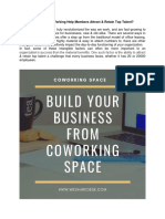 Shared Office Space & Co-working Space in Delhi