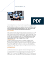 Top 10 Upcoming Trends in Technology Market for 2020.PDF