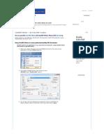 CutePDF Editor __ Support __ FAQs
