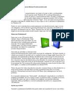 Optimizarea sistemului de operare Windows XP pentru productia audio