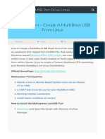 MultiSystem - Create a MultiBoot USB from Linux   USB Pen Drive Linux.pdf