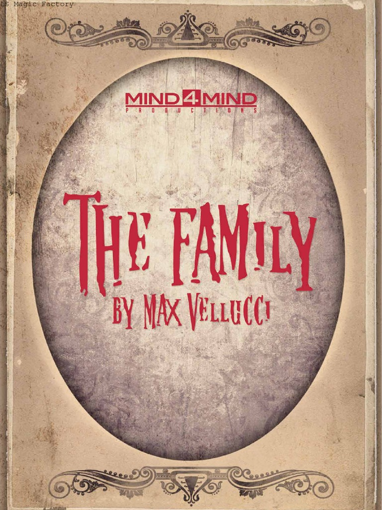 Image result for Max Vellucci - The Family