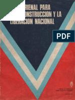 Ber Gelbard. José - Plan Trienal Para la Reconstrucción y la Liberación Nacional.pdf
