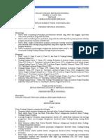 Undang-Undang Republik Indonesia No.24 Tahun 2004 Tentang Lembaga Penjamin Simpanan