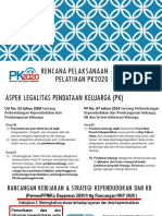 PENJELASAN PELATIHAN PK2020