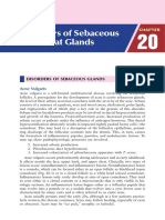 Disorders of Sebaceous and Sweat Glands