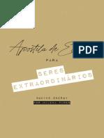 Apostila Semana Ser Extraordinário_Dia_1_2_3_4.pdf