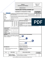 PST SSK-083 ACOMETIDA DE CABLE DE FUERZA Y CONTROL A SALA
