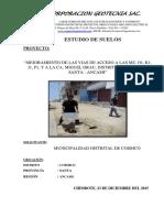 ESTUDIO DE MECÁNICA DE SUELOS imprimir