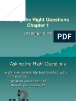 Asking the Right Questions.ppt