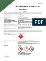 HDS Vigileak 7030 Quimico Odorizante