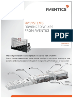 AV SYSTEMS ADVANCED VALVES FROM AVENTICS