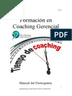 Manual Coaching Gerencial 2019