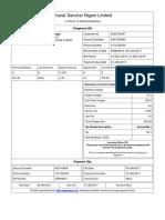 Telephone Bill - Due Date 27-01