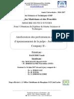 Amelioration des performances  - Yassir BAOUDDI_4215.pdf