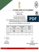 functional food certificate vikrant arya.pdf