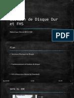 cours linux gestion de disque dur