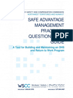 Safe Advantage MPQ Guide - EN 2016