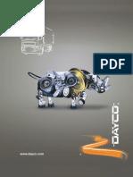 Dayco Catalogo Linha Pesada 2017