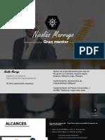 propuesta capacitacion de emprendimiento General