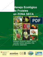 Manejo Ecológico de Frutales en Zona Seca