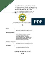 trabajo monográfico de límites territoriales Perú
