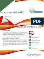 Secretos familiares por Ricardo Garza