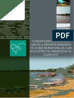 CONSERVACION DE LA BIODIVERSIDAD EN LA PROPUESTA PAISAJISTICA DE LA SEDE RECREACIONAL DEL CLUB_CORREGIDO